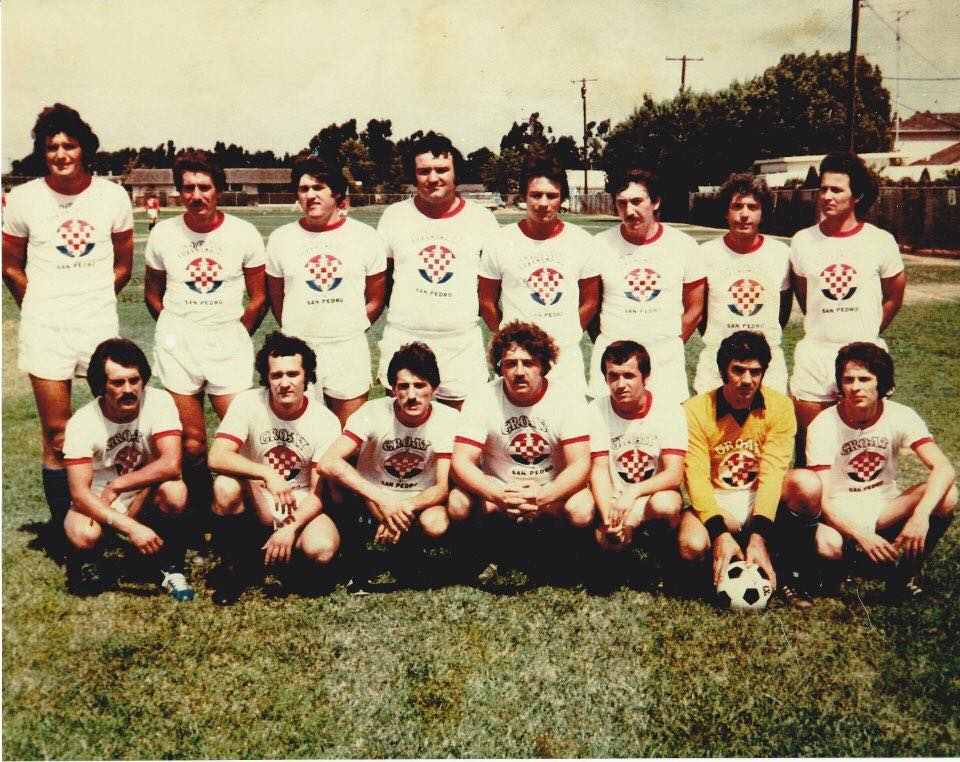 San Pedro Croat Soccer Club - 1967